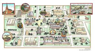 Santa Monica College Campus Map 100 Map Of Waco Texas Map Shows The Ultimate U S National