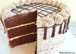 oreo cake delicious scratch cake recipe my cake