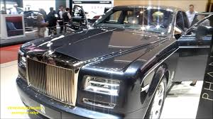 roll royce car 1950 rolls royce phantom 2016 v12 luxury limousine serie ii geneva