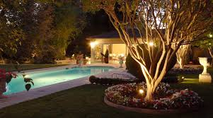 Outdoor Backyard Lighting Seneca Lighting