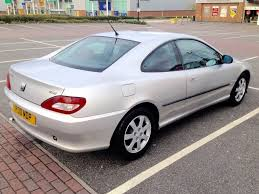 peugeot 406 coupe peugeot pinin farina 406 coupe 3l v6 auto in quedgeley