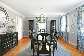 queen anne dining room set black painted queen anne dining room table ranch pinterest