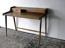 Vintage Desks For Home Office by Furnitures Rectangular Design Modern Desk On Room With One Drawers