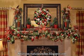 mantel garlands happy holidays mantel swags