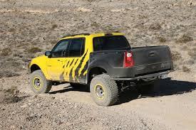 ford sports truck 01 05 ford explorer sport trac 4 bulge road fiberglass