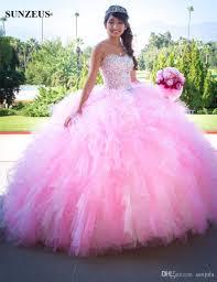 light pink quince dresses quinceanera dresses pink gown sweetheart vestidos 15 anos de