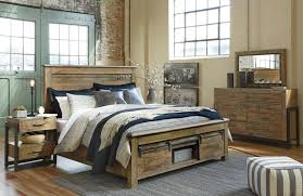 ashley storage bed ashley b775 sommerford king size storage bed the old cannery