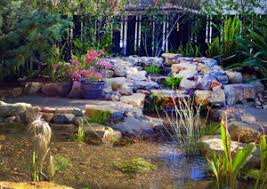 San Diego Landscape by San Diego Landscape Design Backyard Waterfalls Design San Diego
