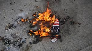 Flag Burning Supreme Court Trump Wants To Outlaw Burning The Us Flag Youtube