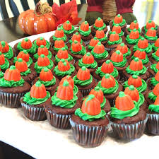 reese s halloween mini chocolate cupcakes with reese u0027s peanut butter cup centers