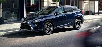 lexus 5 seater suv 2017 lexus rx luxury crossover lexus com