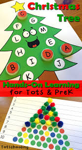 tree learning activities for toddlers prek