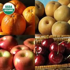 monthly fruit club harvest club organic classic monthly fruit club 3 month