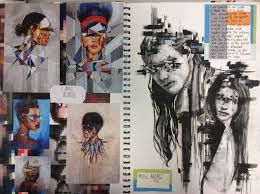 sketchbook art pinterest layout sketchbooks and sketchbook