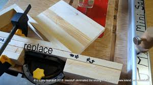 cutting angles on a table saw cut any angle on the mini table saw youtube