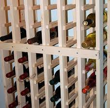 how to build a wine rack in a cabinet diy wine rack looks a little like the ones at world market simple