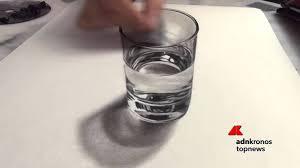 disegni bicchieri bicchiere vero e un disegno