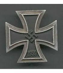 ww2 german iron cross 1st class medal