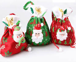 Christmas Decorations Bulk Buy by 2016 New Candy Bags Christmas Gift Bag Xmas Bag For Children