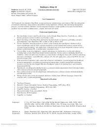 sharepoint resume sharepoint developer resume inssite