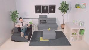 Modern Space Saving Furniture by Modern Functional Space Saving Furniture Collection Design Milk