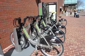Boston Hubway Map by Hubway Bike Stations Open In The North End Waterfront