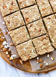 How To Make 3 Ingredient Energy Bars At Home Recipe Kitchn by Honey Almond Granola Cookie And Kate