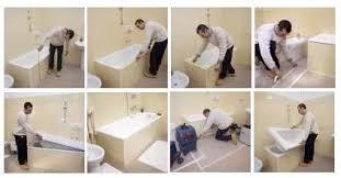 rimozione vasca da bagno sovrapposizione vasche da bagno