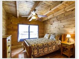 vi s place custom log home wall of window vrbo