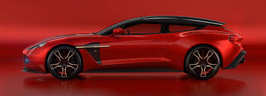 aston martin supercar martin stretches its supercar to create the vanquish zagato