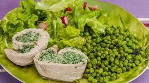 ortie cuisine roulé de dinde fourré à l ortie et à la ricotta recette par