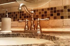 bathroom granite countertops ideas easy bathroom backsplash ideas ceg portland