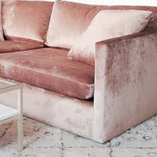 Pink Sofa Bed Intriguing Small Sectional Sofa For Basement Tags Small