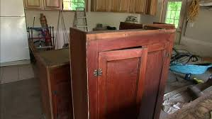 vintage kitchen cabinet makeover repainting kitchen cabinets pictures options tips ideas