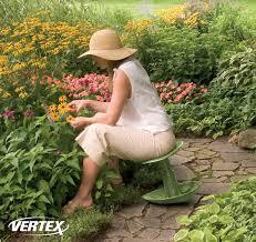 amazon com garden rocker original comfort seat by vertex with