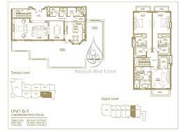 superior multiplex floor plans 5 golden mile apartments unit g1