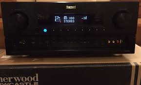 sherwood home theater receiver sherwood newcastle r 972 with trinnov for sale us audio mart