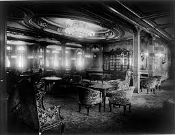 Titanic First Class Dining Room Who Ate What On Board Titanic Example Menus From All Classes