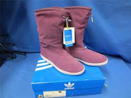 ebay womens winter boots size 9 adidas womens attitude winter boots purple size 9 ref 67 ebay