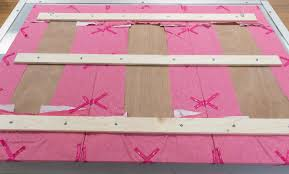 try this do it yourself trellis headboard arrow projects