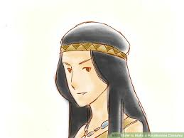 Pocahontas Costume 4 Ways To Make A Pocahontas Costume Wikihow