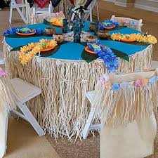 Table Party Decorations Best 25 Luau Table Decorations Ideas On Pinterest Luau Party