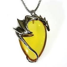 pandantiv cristal pandantiv cristal dragonul de ambră