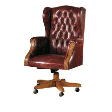 Mahogany Office Furniture by Mahogany Office Armchair Swivel 02 Indonesia Furniture Office