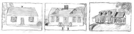 cape cod style house plans