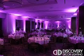 uplighting for weddings tower club dallas wedding reception lighting discovery dj