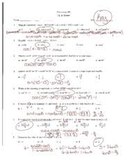 section 7 4 homework answer key 1 3 6 11 13 15 17 precalculus