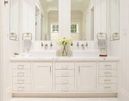 Masters Bathroom Vanity by Bathroom Double Vanity Cabinets Large Size Lofty Design White