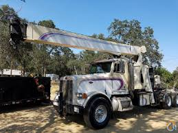 national 600d tractor mount crane for sale or rent in stockton