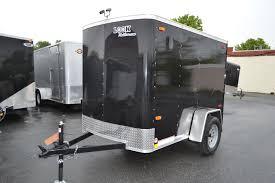 enclosed trailer exterior lights 5x8 look cargo trailer st light duty aj s truck trailer center